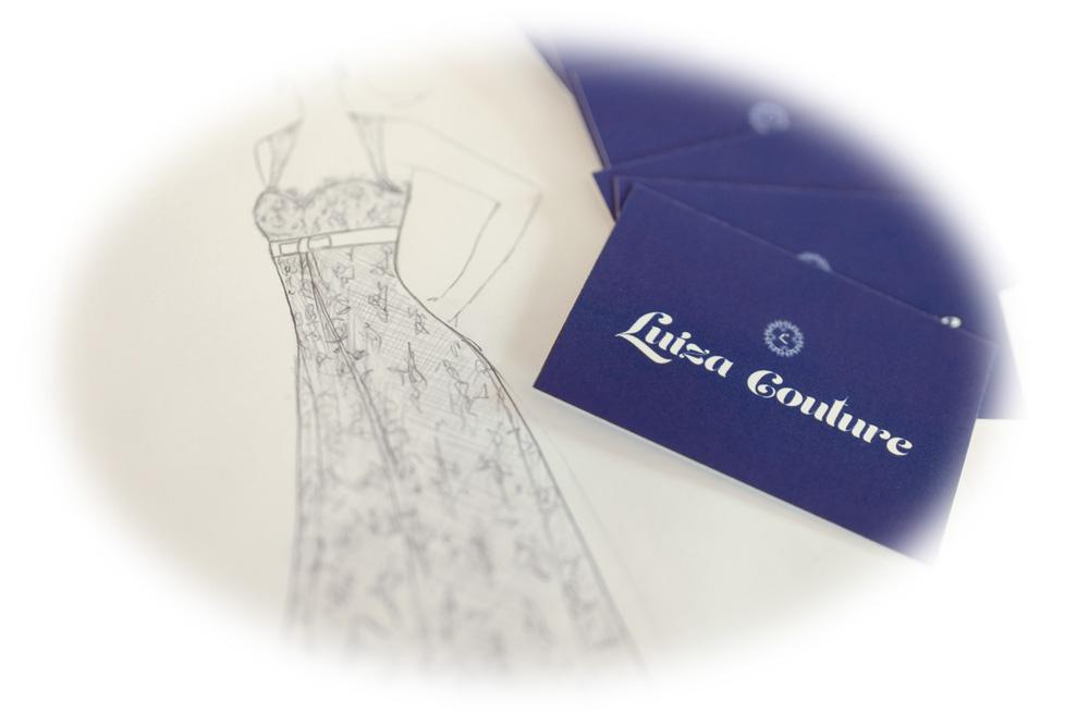 Logo Luiza Couture